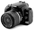 Canon EOS 400D - die derzeit beste digitale Spiegelreflexkamera