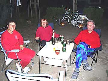 Campingplatz Cortellazzo, nördl. Adria, Italien