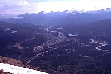 die Aussicht auf Jasper, Westakanda