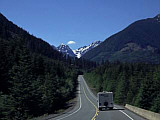 Mit dem Wohnmobil durch die Nationalparks Banff und Jasper