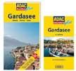 ADAC Urlaubskarte Gardasee und Umgebung