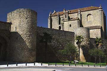 Die Iglesia del Espíritu Santo in Ronda