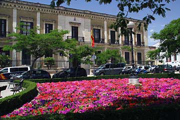 Am Plaza Arroyo in Jerez de la Frontera