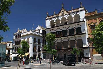 Sehenswertes in der historischen Altstadt von Écija in Andalusien