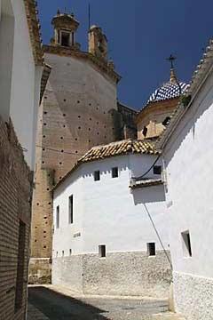 Kloster Santo Domingo in Écija