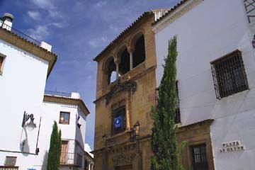 Das Casa de Orive Cordóba im Süden von Spanien