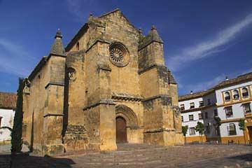Die Iglesia de Santa Marina de Aguas Santas in Cordóba