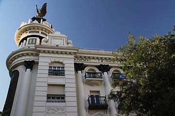Auf dem Plaza de las Tendillas in Cordóba
