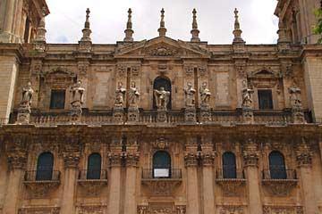 Die Kathedrale von Jaén aus der Renaissance in Andalusien