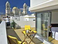 Hotel Patagonia Sur in Cádiz