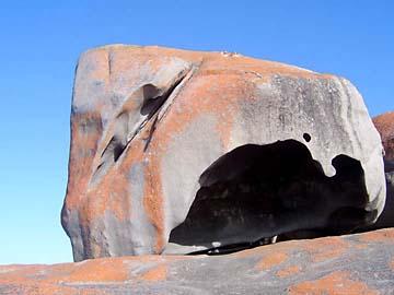 Felsen der Remarkable Rocks von Kangaroo Island