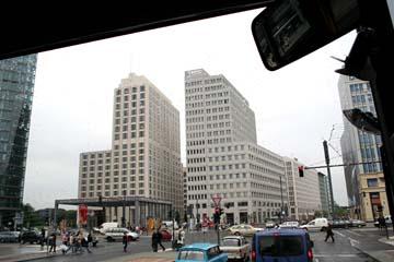 Firmenzentrum - Potzdamer Platz