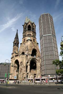 Gedächtniskirche mit Turm