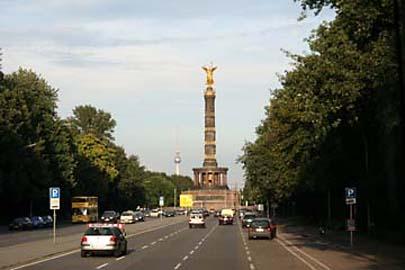 Die Berliner Siegessäule