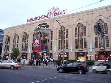 der Friedrichstadt Palast