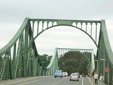 Auf derm Weg nach Potsdam