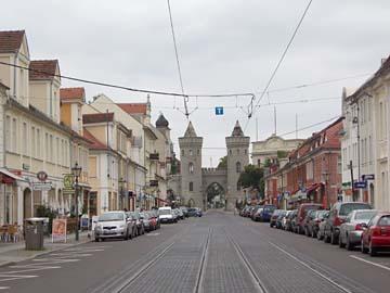Das Nauenheimer Tor