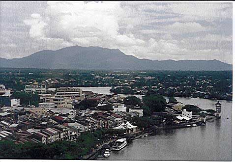 Waterfront in Kuching