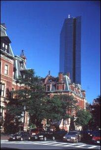 Boston Beacon Hill, Massachusetts, USA