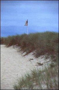 Strand auf Cape Cod, Massachusetts, USA