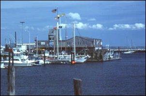 am Hafen von Provincetown, Cape Cod, Massachusetts, USA