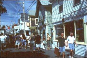 in Provincetown, Cape Cod, Massachusetts, USA