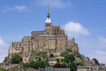 Klosterberg Mont Saint Michel