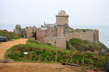 Burg Fort La Latte