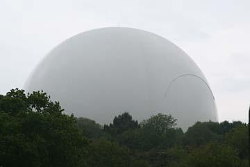 Satelittenstation in Pleumeur Bodou
