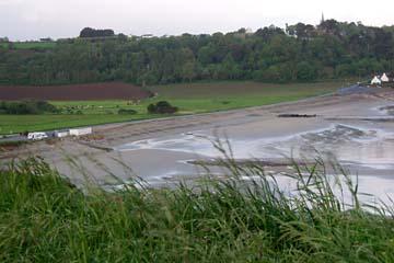 stürmischer Morgen am Meer bei St.-Jean-du-Doigt