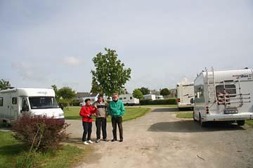 Wohnmobilübernachtung in Ploumoguer