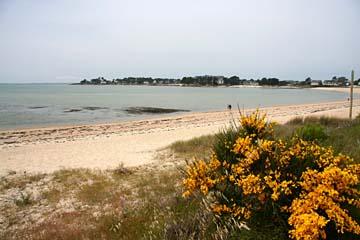 Strand bei Carnac-Plage