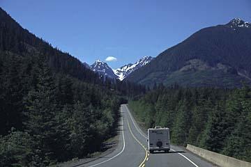 mit dem Wohnmobil durch Kanada, British Columbia