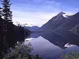 Der Duffy Lake in Brisitsh Columbia in Westkanada