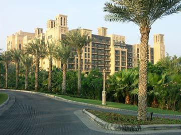 weitere Hotels am Jumeirah Beach in Dubai, Vereinigte Arabische Emirate