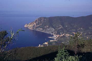 Cinque Terre Bild 54 Küste bei Monterosso