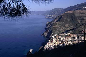 Monterosso in Ligurien Bild 65 Küste Cinque Terre