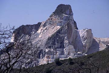 Carrara und der Marmor Bild 88 Carrara-Marmor