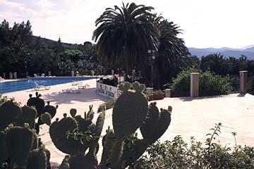 Insel Elba Bild 180 am Campingplatz Rosselba le palme