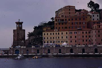 Insel Elba Bild 215 Rio Marina