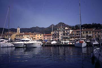 Insel Elba Bild 278 Porto Azzurro