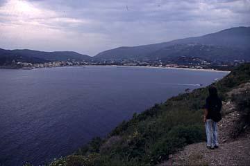 Insel Elba Bild 405 Bucht von Marina di Campo