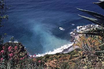 Cinque Terre Bild 488 Blick ins Meer