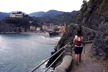 Cinque Terre Bild 531 vor Monterosso