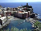 Cinque Terre in Ligurien in Italien