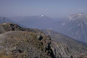 Fernwanderweg E5 - Bild 0124 auf dem Venetberg (2512m)