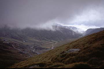 Fernwanderweg E5 - Bild 0310 Abstieg vom Hirzer auf dem Gebirgsjaegersteig