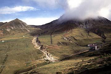 Fernwanderweg E5 - Bild 0316 über den Schartboden südlich der Meraner Hütte