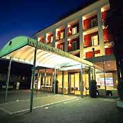 das Feeling Hotel Luise in Riva del Garda am Gardasee, Oberitalien