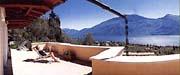 das Hotel Villa Elite in Limone am Gardasee, Oberitalien